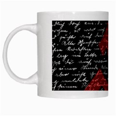 Communism  White Mugs