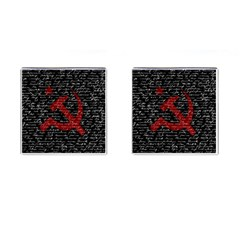 Communism  Cufflinks (Square)
