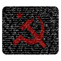 Communism  Double Sided Flano Blanket (Small)