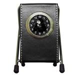 Count Vlad Dracula Pen Holder Desk Clocks Front