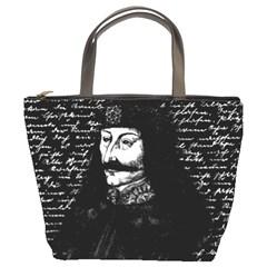 Count Vlad Dracula Bucket Bags