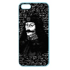 Count Vlad Dracula Apple Seamless iPhone 5 Case (Color)