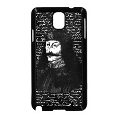 Count Vlad Dracula Samsung Galaxy Note 3 Neo Hardshell Case (Black)