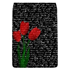 Red tulips Flap Covers (L)