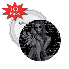 Angel 2.25  Buttons (100 pack)