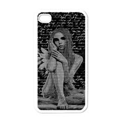 Angel Apple iPhone 4 Case (White)