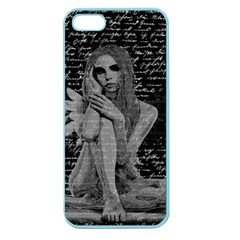 Angel Apple Seamless iPhone 5 Case (Color)