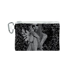 Angel Canvas Cosmetic Bag (S)