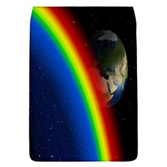 Rainbow Earth Outer Space Fantasy Carmen Image Flap Covers (S)