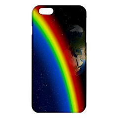 Rainbow Earth Outer Space Fantasy Carmen Image Iphone 6 Plus/6s Plus Tpu Case