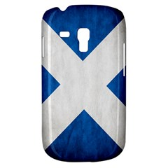 Scotland Flag Surface Texture Color Symbolism Galaxy S3 Mini