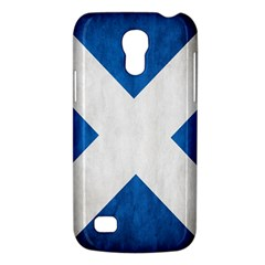 Scotland Flag Surface Texture Color Symbolism Galaxy S4 Mini
