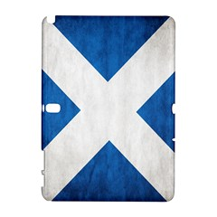 Scotland Flag Surface Texture Color Symbolism Galaxy Note 1
