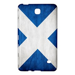 Scotland Flag Surface Texture Color Symbolism Samsung Galaxy Tab 4 (8 ) Hardshell Case