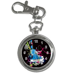 Sneakers Shoes Patterns Bright Key Chain Watches
