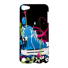 Sneakers Shoes Patterns Bright Apple iPod Touch 5 Hardshell Case