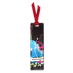 Sneakers Shoes Patterns Bright Small Book Marks