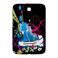 Sneakers Shoes Patterns Bright Samsung Galaxy Note 8 0 N5100 Hardshell Case