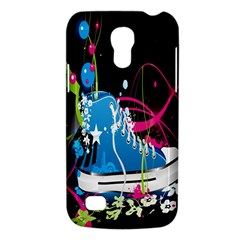 Sneakers Shoes Patterns Bright Galaxy S4 Mini