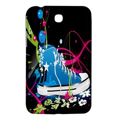 Sneakers Shoes Patterns Bright Samsung Galaxy Tab 3 (7 ) P3200 Hardshell Case