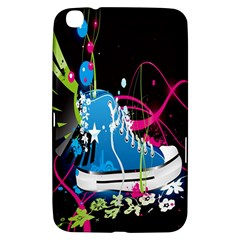 Sneakers Shoes Patterns Bright Samsung Galaxy Tab 3 (8 ) T3100 Hardshell Case