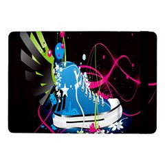 Sneakers Shoes Patterns Bright Samsung Galaxy Tab Pro 10.1  Flip Case