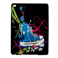 Sneakers Shoes Patterns Bright iPad Air 2 Hardshell Cases