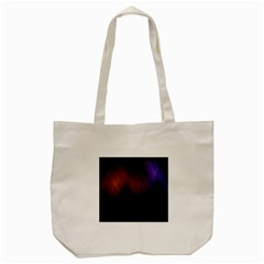 Point Light Luster Surface Tote Bag (cream)