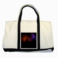 Point Light Luster Surface Two Tone Tote Bag