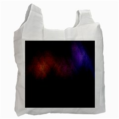 Point Light Luster Surface Recycle Bag (One Side)