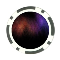 Point Light Luster Surface Poker Chip Card Guard (10 Pack)