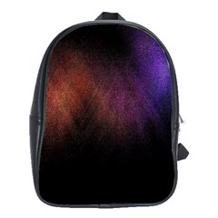 Point Light Luster Surface School Bags(Large)