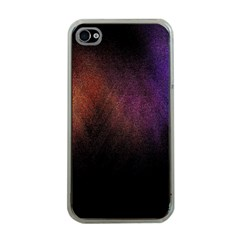 Point Light Luster Surface Apple iPhone 4 Case (Clear)
