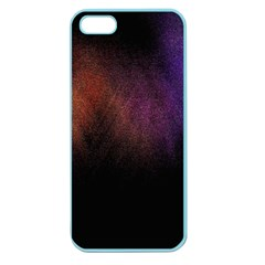 Point Light Luster Surface Apple Seamless iPhone 5 Case (Color)