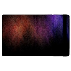 Point Light Luster Surface Apple iPad 2 Flip Case