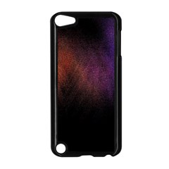 Point Light Luster Surface Apple iPod Touch 5 Case (Black)