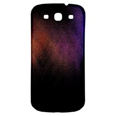 Point Light Luster Surface Samsung Galaxy S3 S III Classic Hardshell Back Case