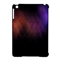Point Light Luster Surface Apple iPad Mini Hardshell Case (Compatible with Smart Cover)