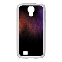 Point Light Luster Surface Samsung GALAXY S4 I9500/ I9505 Case (White)