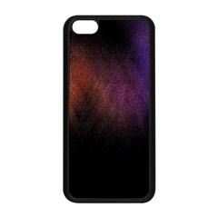Point Light Luster Surface Apple iPhone 5C Seamless Case (Black)