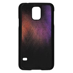 Point Light Luster Surface Samsung Galaxy S5 Case (black)
