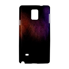 Point Light Luster Surface Samsung Galaxy Note 4 Hardshell Case