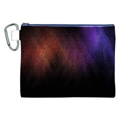 Point Light Luster Surface Canvas Cosmetic Bag (XXL)