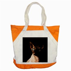 Sphynx cat Accent Tote Bag