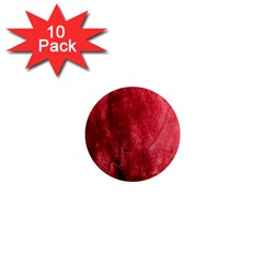Red Background Texture 1  Mini Magnet (10 Pack)