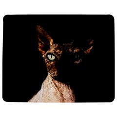 Sphynx cat Jigsaw Puzzle Photo Stand (Rectangular)
