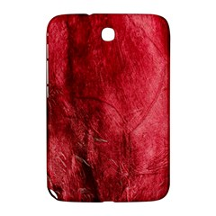 Red Background Texture Samsung Galaxy Note 8 0 N5100 Hardshell Case