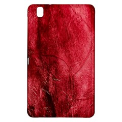 Red Background Texture Samsung Galaxy Tab Pro 8.4 Hardshell Case
