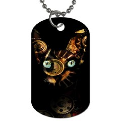 Sphynx cat Dog Tag (Two Sides)