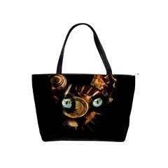 Sphynx cat Shoulder Handbags